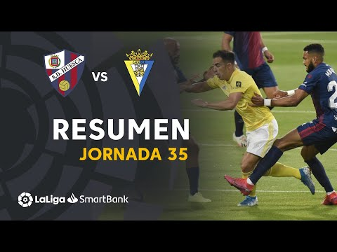 Huesca Cadiz Goals And Highlights