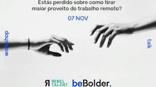 Bebolder Workshop  Work Together Anywhere - 7 nov