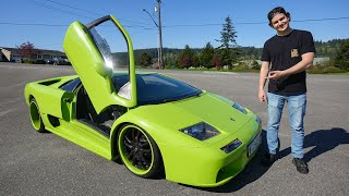 Buying Fake Lamborghini off Craigslist