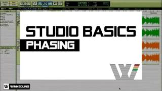 Phasing | Studio Basics