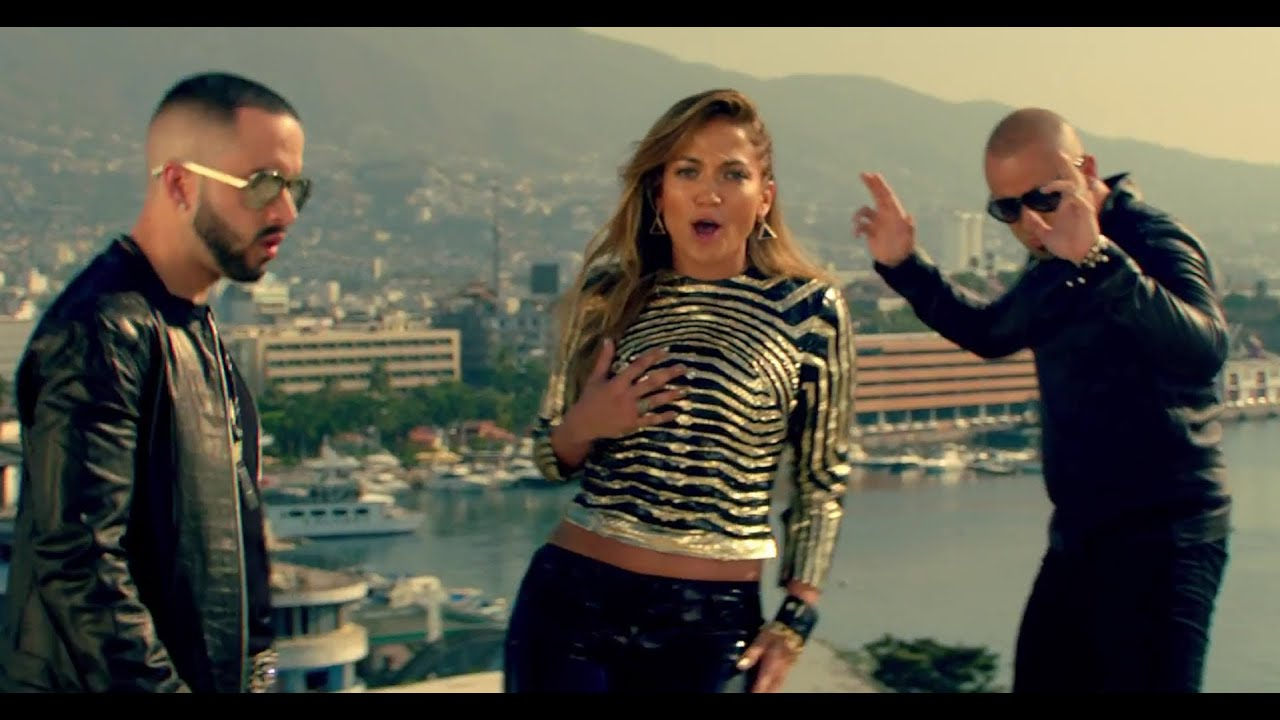 fea719962 Wisin   Yandel - Follow The Leader ft. Jennifer Lopez Official Video Makeup  Tutorial. Destiny Godley