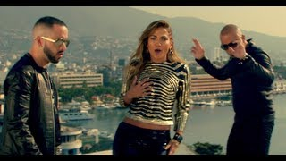 Wisin & Yandel - Follow The Leader ft. Jennifer Lopez Official Video Makeup Tutorial