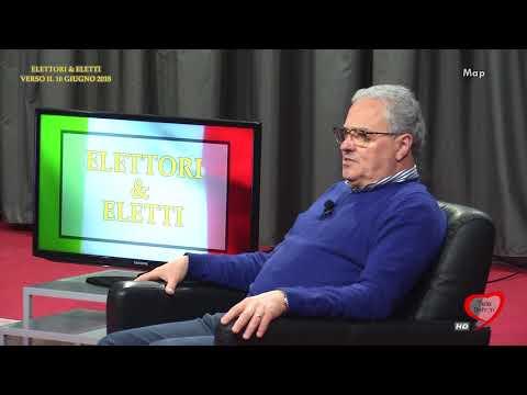 Elettori & Eletti 2017/18 007 Franco Napoletano, Candidato sindaco Bisceglie