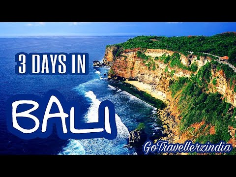 3 Days in Bali - Indonesia