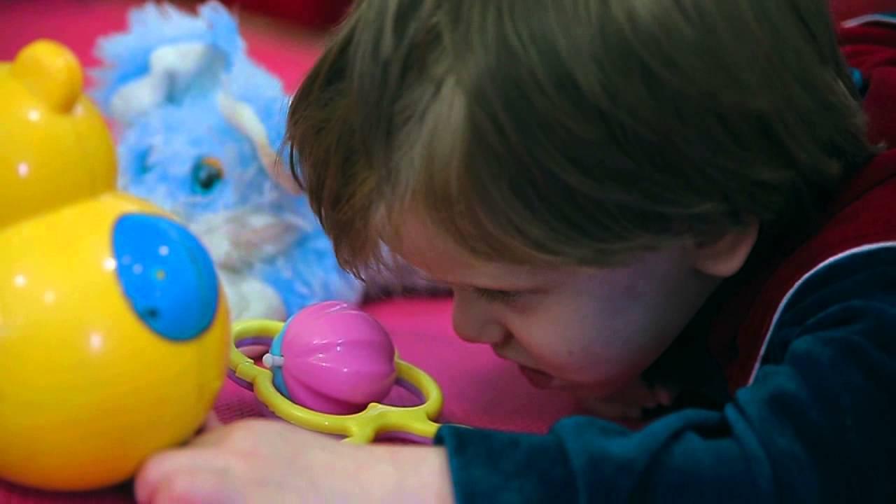 Ребенку нужна семья: Анна О., 3 года - YouTube