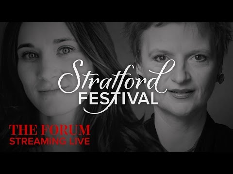 Woman Rising | Stratford Festival Forum 2016