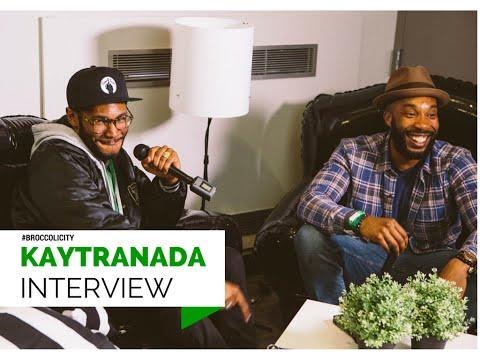 KAYTRANADA - INTERVIEW - BROCCOLI CITY