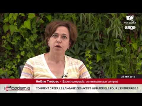 Les Entretiens de l'Académie : Hélène Tresbosc