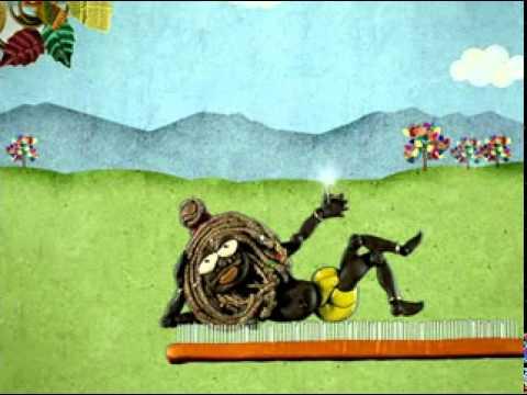 Nickelodeon India/ yoga sadhu ident