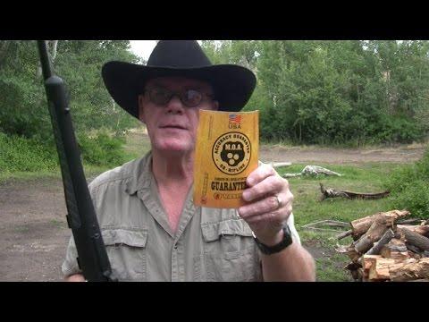 Thompson Center Venture Rifle - Is Their Accuracy Guarantee Bogus??