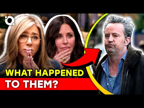 Friends Cast: Where Are They Now?  ⭐OSSA