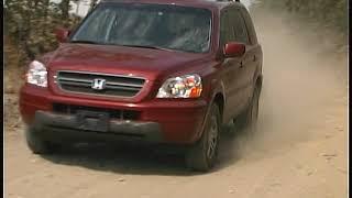 2002 Honda Pilot Sport Truck Connection Archive road tests