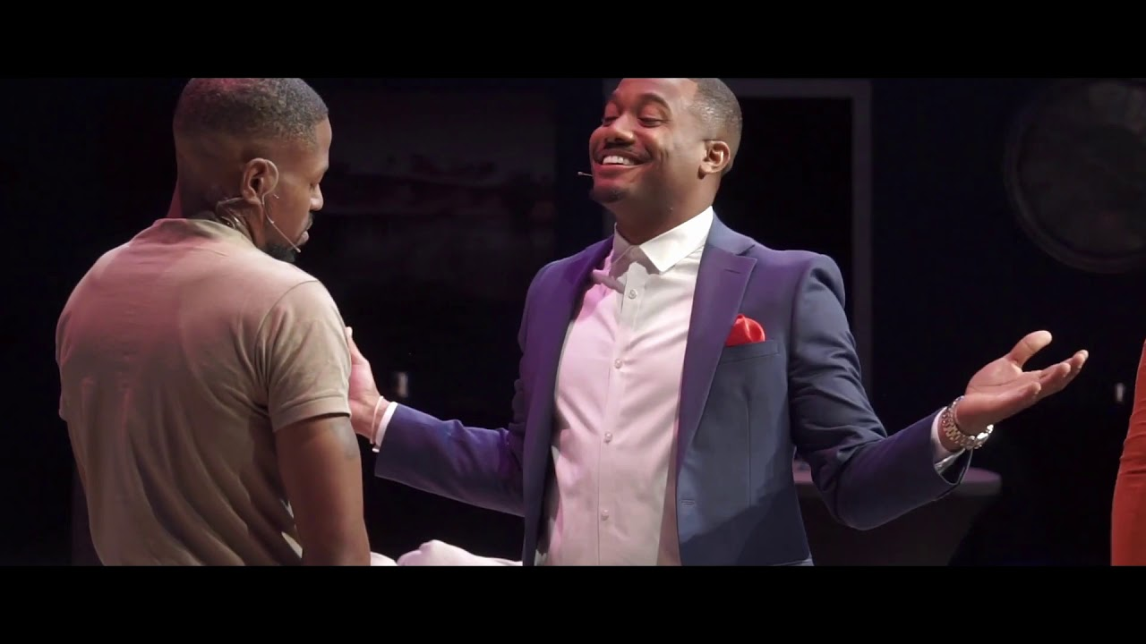COLLATERAL DAMAGE - The Stage Play DVD Promo
