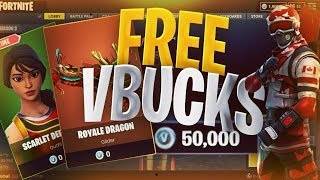 Fortnite V-Bucks - how to get v bucks - (ps4/xbox/pc/ios)
