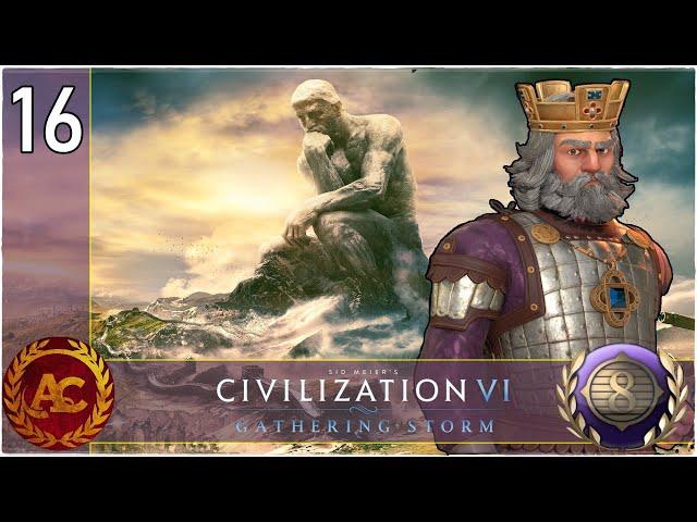 Civilization 6 - Bisanzio [Divinità + Tec Casuali] #16 (Gameplay ITA)
