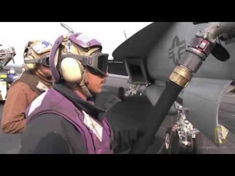 National Geographic 2015 - USS Ronald Reagan 21st Century Supercarrier