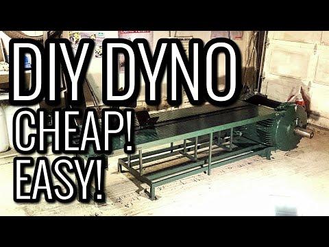 Car Dyno Machine Cost