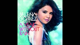 Selena Gomez - A Year Without Rain (Acoustic Version)