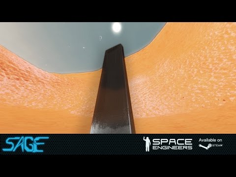 Space Engineers, Mars Monolith / Obelisk