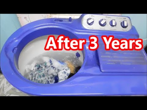 Whirlpool Ace Supersoak Semi-automatic Washing Machine Full detail Review after 3 Years use.
