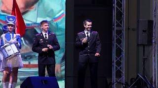 Мужская вокальная группа БелЮИ МВД  - Флаг моего государства (cover  Денис Майданов)