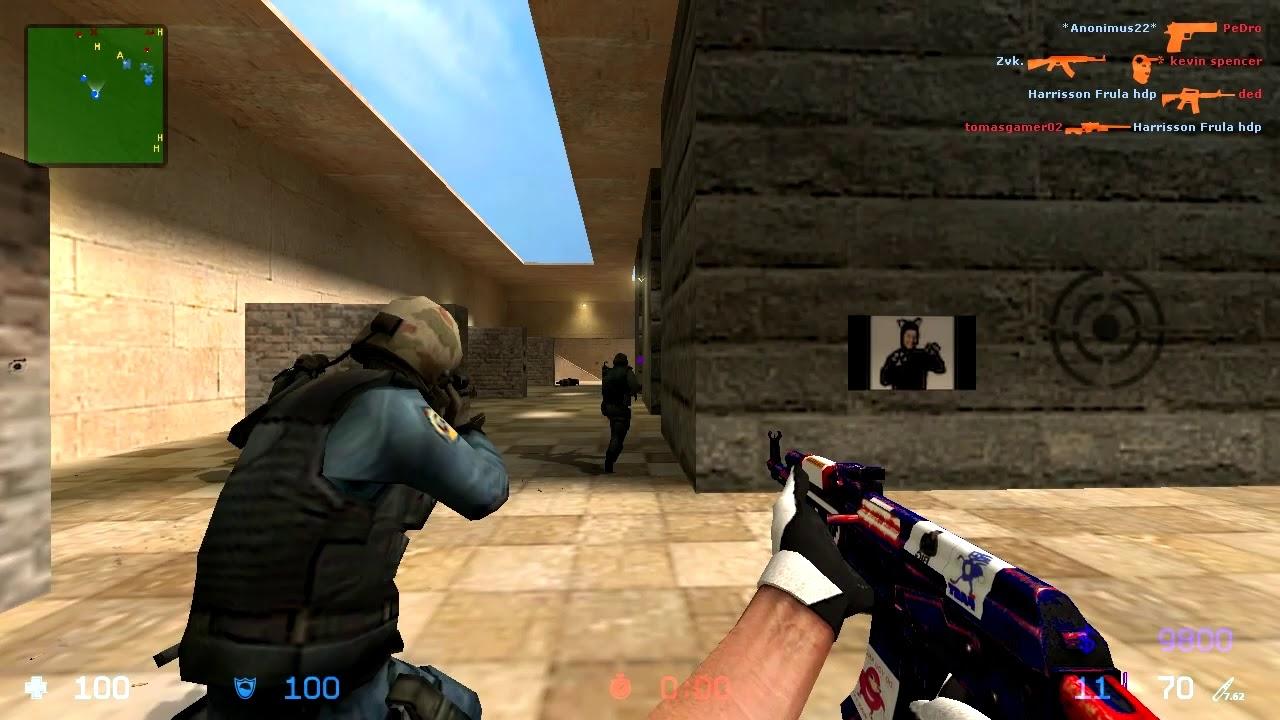 Counter Strike Sourceexe 2000