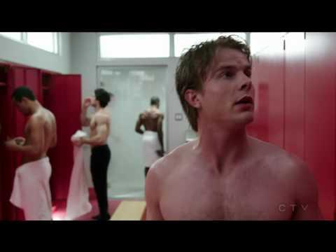 Jacob Artist / Graham Rogers (shirtless)  - Quantico (tv series) #3