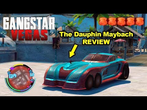 Vegas Life REVIEW / The Dauphin Maybach HEAT / Gangstar Vegas REVIEWS