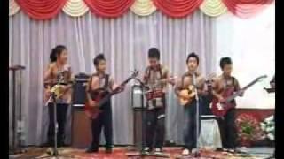 Dalam Yesus kita Bersaudara keroncong Superkids Band.flv