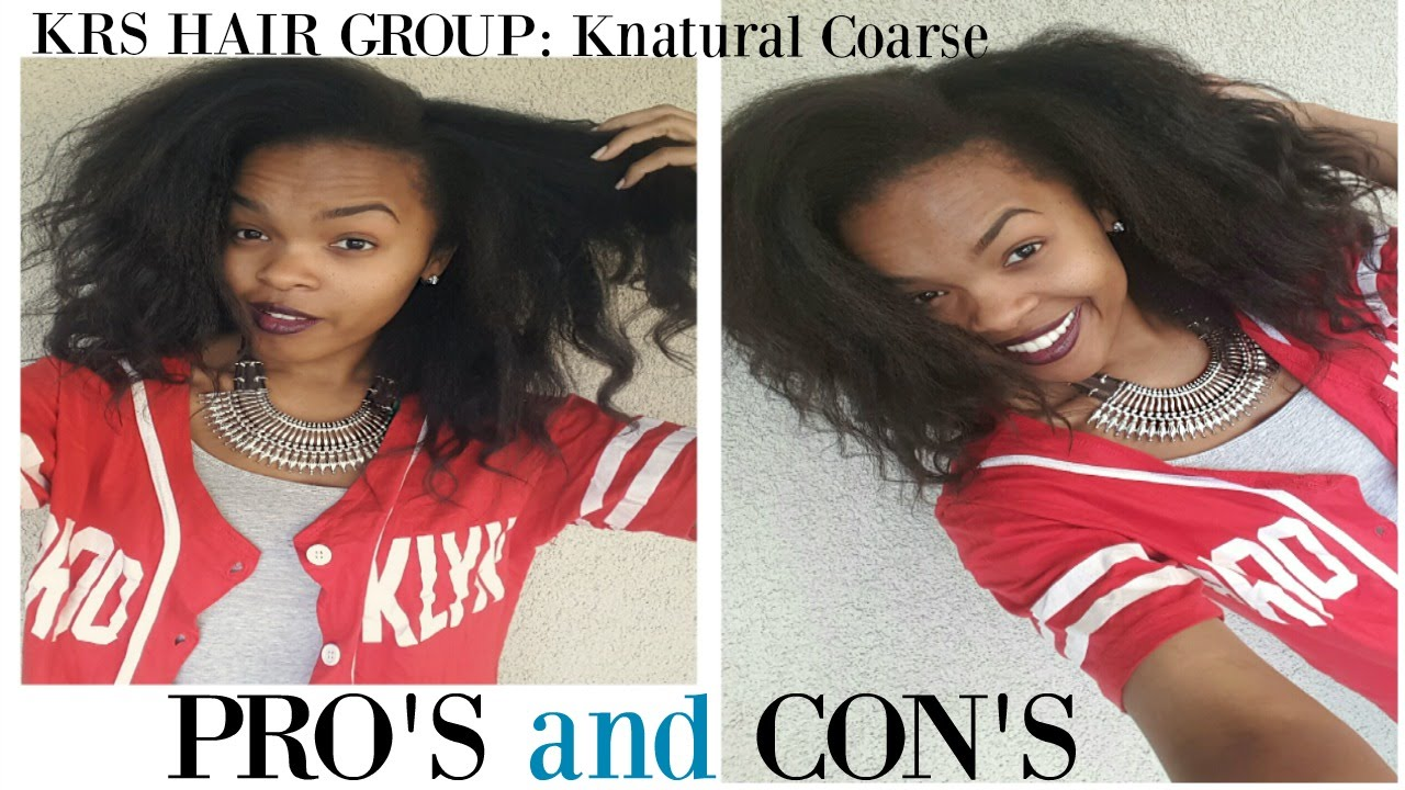Pros cons krs hair group knappy hair extensions knatural pros cons krs hair group knappy hair extensions knatural coarse kinky straight clip ins youtube pmusecretfo Choice Image