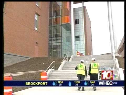 RIT on TV: $5 Million in Funding for Sustainability Institute