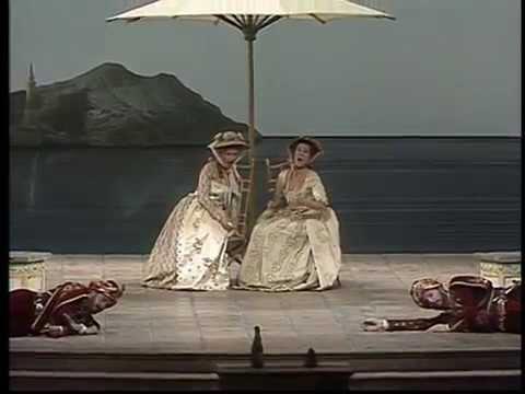 Mozart Cosi Fan Tutte Act 1 Finale 1/2