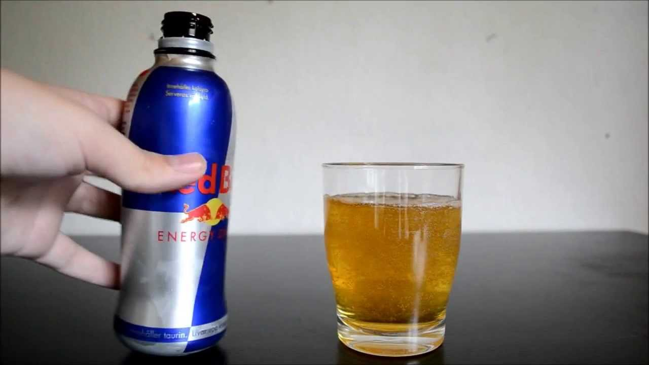 Redbull Plastic Bottle Energy Drink Review Youtube