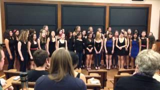 Show Me Love - Princeton Female A Cappella