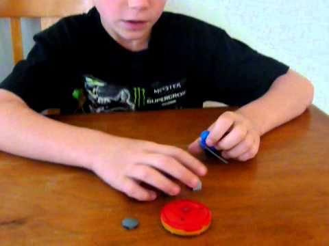 how to build a spinner