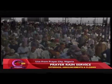 MFM Prayer Rain Feb 16, 2018