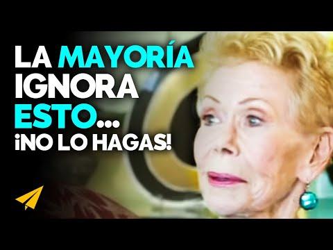 AFIRMACIONES POSITIVAS Todas las Mañanas | Louise Hay en Español. Las 10 reglas para el éxito.