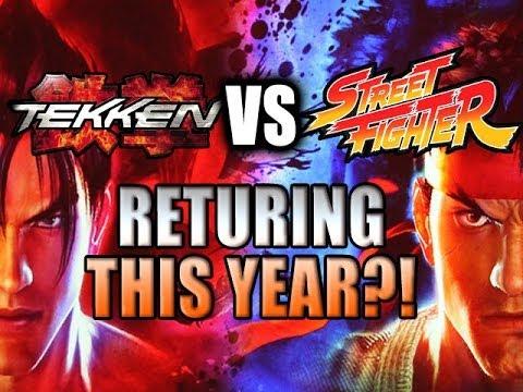Tekken X Street Fighter :: VideoLike