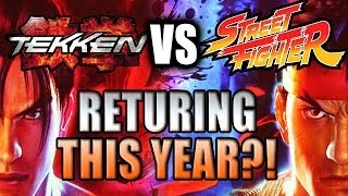 Tekken VS Street Fighter...Still Exists!?