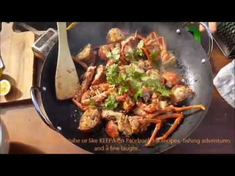 NZ Crayfish   Best Ever Recipe From KEEPA NZ