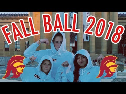 THE USC WOMENS LACROSSE FALL BALL VLOG