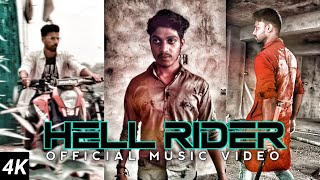 Hell Rider | Latest Music Video | Anik Tiwari, Vicky, Anmol, Sunny | Team One Production | TOP