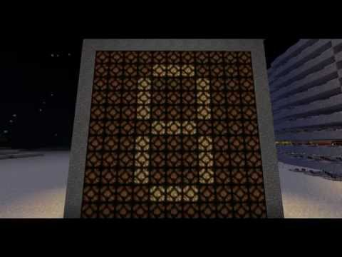 how to create a redstone lamp