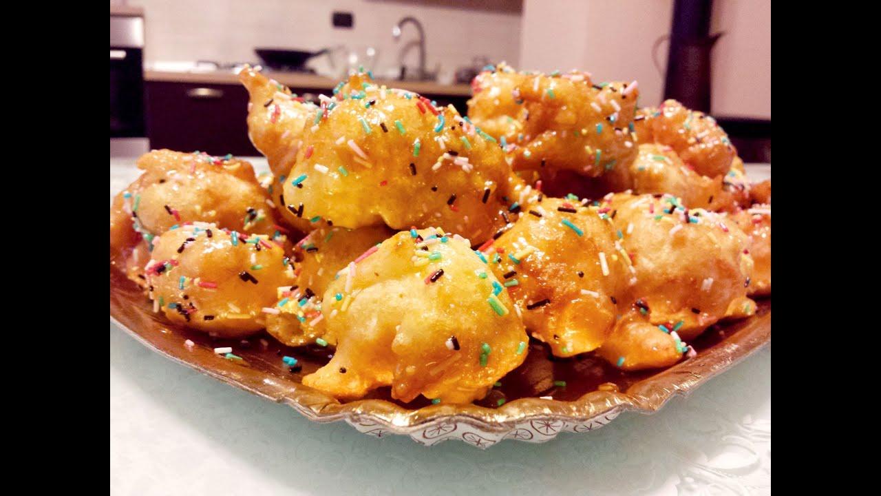 pettole dolci di carnevale le video ricette di lara