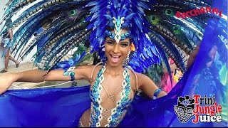 Bacchanal Jamaica Carnival 2015 Road March - Part 1