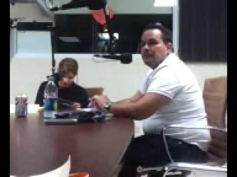 Lutgardo Acevedo Entrevista Waba la Grande 8 abril 2014 parte 2