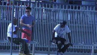 Showing Gun In The Hood Prank! (Compton) thumbnail