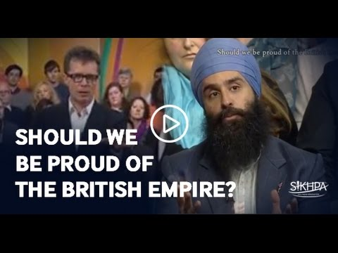 Should we be proud of the British Empire? The Big Questions #bbctbq
