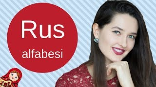 ➡️  RUS ALFABESİ: YAZILIŞI VE OKUNUŞU İLE