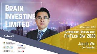 Brain Investing Limited (HKU FinTech 2020)